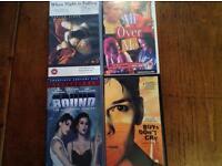 Lesbian VHS titles