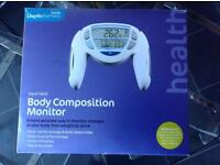 Body Composition Monitor from Lloyd's Pharmacy