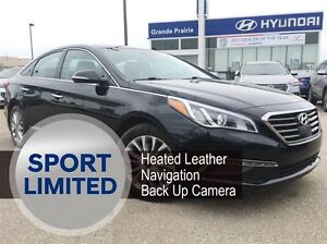 2015 Hyundai Sonata Sport/Limited | Remote Start | Low KMs