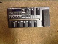 BOSS GT-8 guitar pedal