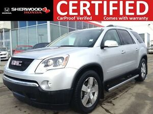 2011 GMC Acadia SLT-2 AWD | REMOTE START | HEATED LEATHER | 3RD