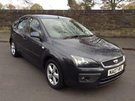 FORD FOCUS CLIMATE ZETEC 1.6 TDCI , GENUINE MILES , FULL YEARS MOT , VERY ECONOMICAL