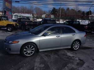 2007 Acura TSX LEATHER,SUNROOF,NEW SAFETY!!