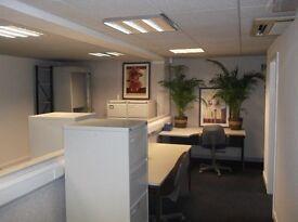 NICE OFFICE FOR 2 PEOPLE IN TWICKENHAM