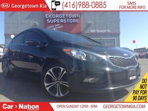 2014 Kia Forte 2.0L EX | 6 SPEED | BACK UP CAM | ALLOYS |
