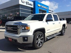2015 GMC Sierra 1500 SLT | Navi | Sunroof | Bluetooth | Leather