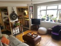 Double room to rent in 2-bed garden flat in Forest Hill