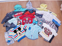Bundle of boys clothes 2 - 3 years