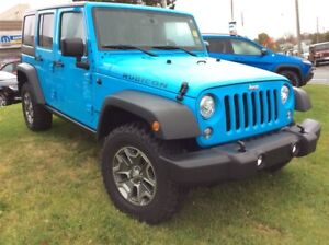 2017 Jeep WRANGLER UNLIMITED REDUCED REDUCED REDUCED! SAVE $3000