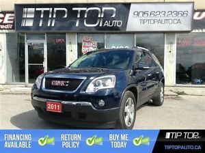 2011 GMC Acadia SLT1 ** Leather, AWD, Bose, Bluetooth **