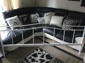 re listing due to timewasters!!! cream daybed