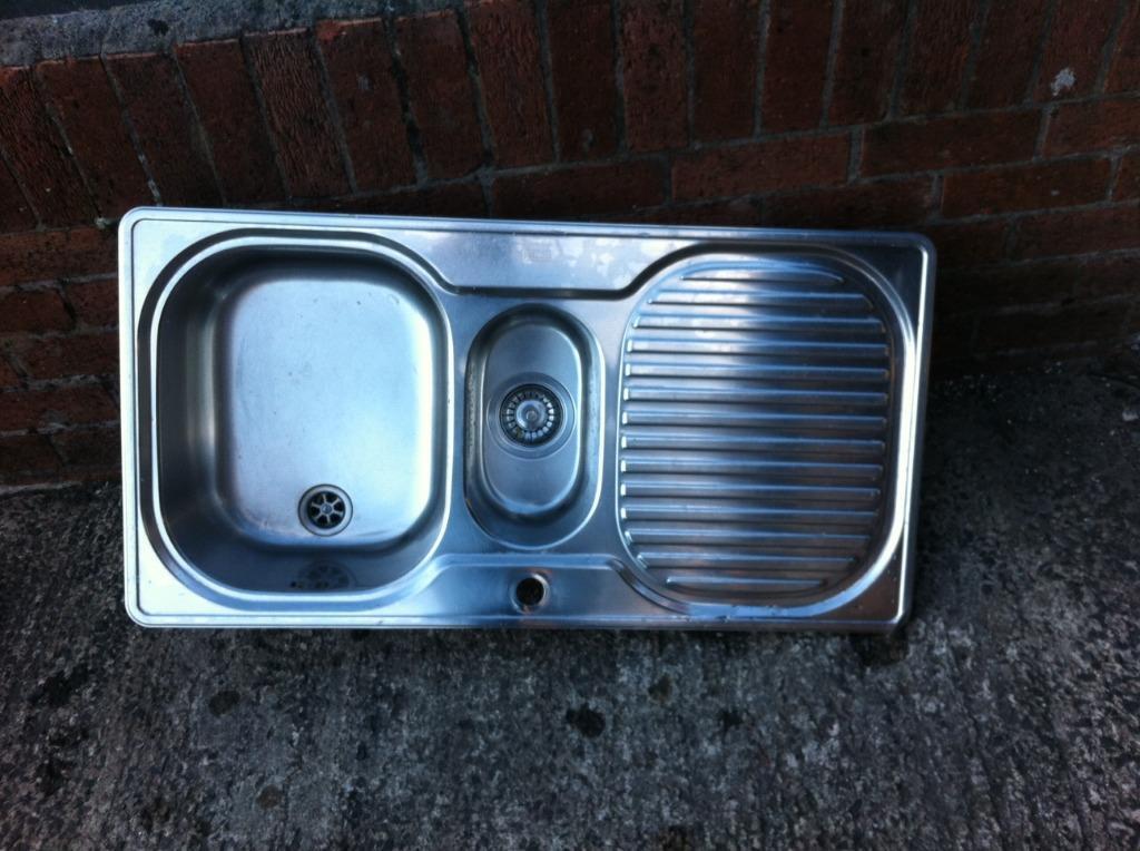 FRANKE 1.5 Bowl Stainless Steel Sink in Newtownabbey, County Antrim ...