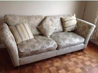 Fabric Sofa and armchair suite