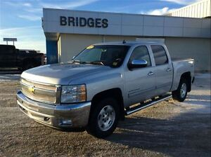 2012 Chevrolet Silverado 1500 LT**One Owner/No PST/Priced to sel