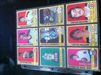 72-73 lot of opc hockey cards