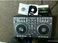 Numark mix trackpro decks