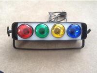 Disco light bar