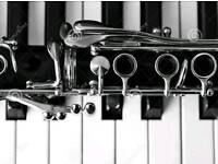 Piano and clarinet lessons for beginners