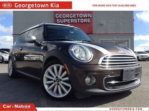 2012 MINI Cooper Clubman LEATHER | DUAL ROOFS | ALLOYS | RACING