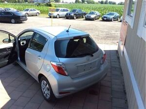 2012 Toyota Yaris LE - FREE WINTER TIRE PACKAGE London Ontario image 9