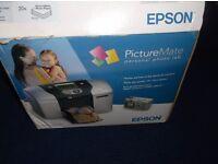 EPSON B27 1A PICTURE MATE, 10 x 15cm PHOTO PRINTER, ( NEW UNUSED)