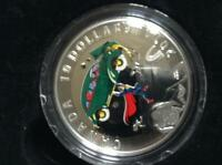 2014 Canada $10 Superman Action Comics Pure Silver Coin Watch|Sh