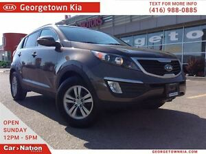 2011 Kia Sportage LX | HEATED SEATS | ALLOYS | BLUE TOOTH