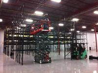 WE BUY & SELL NEW & USED PALLET RACKING/WAREHOUSE EQUIPMENT -