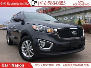 2016 Kia Sorento TURBO| ONE OWNER| CLEAN CARPROOF| TOW PACKAGE