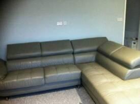 Gorgeous grey sofa