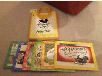 Hairy Maclary and Friends set of 6 books with bag