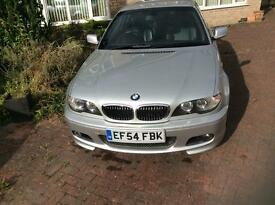 BMW 325ci m sport low miles!!