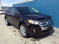 2014 Ford Edge Limited AWD Lthr Mnrf Nav