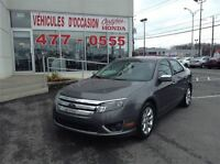 2012 Ford Fusion SEL Cuir Toit Ouvrant TEXTO 514-794-3304