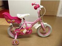 Girls Bike Apollo Cupcake very good condition