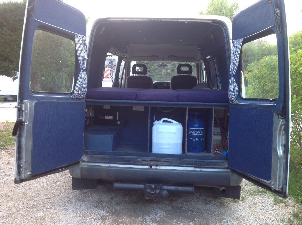 ford transit connect camper autos post. Black Bedroom Furniture Sets. Home Design Ideas