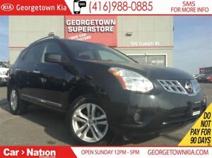 2012 Nissan Rogue SV | ALL WHEEL DRIVE | BACK UP CAM | HTD SEATS
