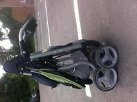 Evenflow stroller and car seat!