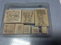 "STAMPIN UP ""SCOUTS AT PLAY"""