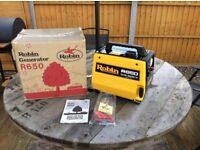 Robin R650 Petrol Generator