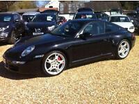 Porsche 911 Carrera 4 S 2dr (black) 2008