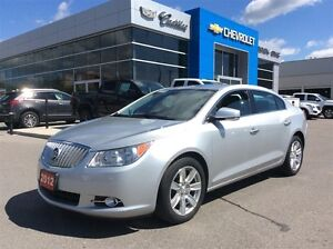 2012 Buick LaCrosse Leather | CXL | Bluetooth | Rear Cam