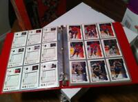 Hockey cards complete sets