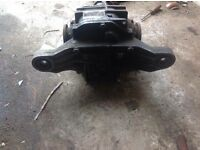 Bmw e36 small case open diff 4.44 ratio