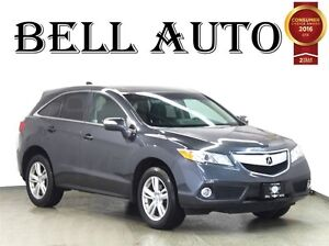 2013 Acura RDX TECH PKG NAVIGATION BACK UP CAMERA LEATHER SUNROO