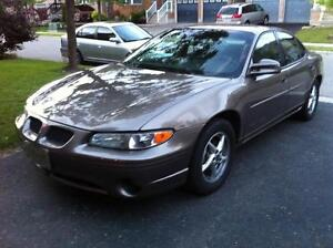 2003 Pontiac Grand Prix SE Sedan - Newer Paint