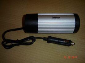 TRUST 230V Car Power Socket Dual PW-2770p Code: 15834