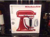 KitchenAid Artisan stand mixer 4.8L