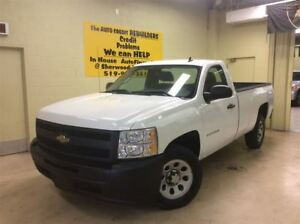 2011 Chevrolet Silverado 1500 WT Annual Clearance Sale!