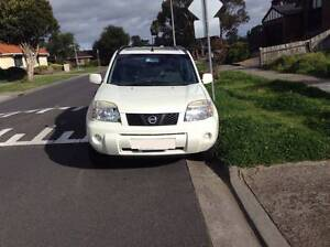 2007 Nissan X-trail Wagon Mill Park Whittlesea Area Preview